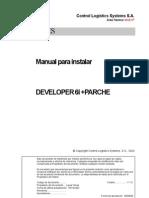 Guía de Instalación Developer 6i_con parche