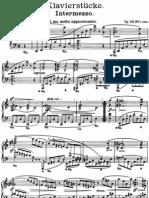 Brahms Op.118