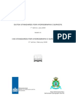Dutch Standards for Hydrographic Surveys - 1st Edition - July 2009_tcm174-302218