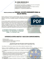 Ponencia Dr César Sánchez Bello