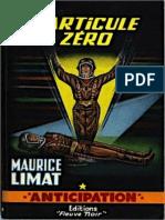 Particule Zero - Maurice Limat
