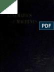 Kinematics of Machines - Rolland Theodore Hinkle, 1953