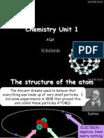 Chemistry Unit 1 (1)