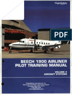 Beechcraft 1900 BE1900-FS-Systems Descriptions Manual