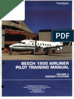 Beechcraft 1900 BE1900-FS-Systems Descriptions Manual