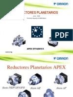 Reductores APEX