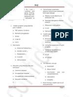 PH2 Module Exam 2009