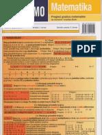 Matematika, Memo Tablice Za Osnovnu i Srednju Skolu-1a