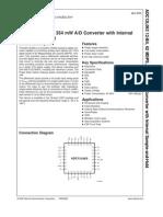 ADC12L063