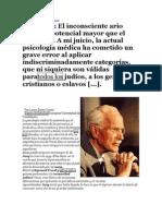 Jung y el nazismo (artículo)