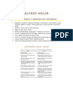 Alfred Adler. Mi Resumen