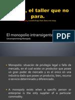 Inditex-Zara, El Taller Que No Para /// The Workshop Unstoppable