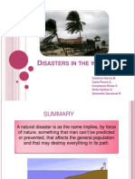 Disasters in the World