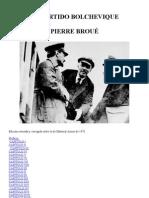 El Partido Bolchevique