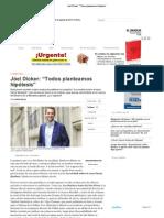 Jöel Dicker