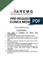 Clinica Medica 2013 TIPO1