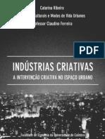 Indústrias Criativas - Breve análise do contexto português