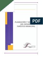 Planeación y Gestión del Desarrollo Turístico Municipal