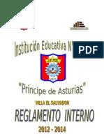 reglamentointerno-2012-2014pdaaprobado-120303141841-phpapp01