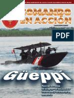 Comando en Acción N°53 (Enero-Abril 2013) revista Fuerzas Armadas Perú