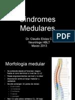 Síndromes_Medulares