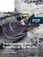 Transforming Tuna Fisheries in the Pacific