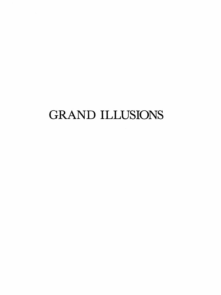 Grand Illusions the Story of Planned Parenthood | Gospel Of ...