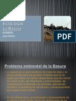 Ecologia Basura