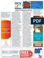 Pharmacy Daily for Mon 05 Aug 2013 - Educ\'n Cap deferred, Chronic illness study, PBS price disclosure, AusHSI Forum 2013 and much more