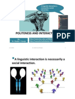 Politeness and Interaction, By Dr.shadia.pptx