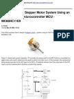 Howto Design a Stepper Motor System Using an 8-bit Freescale microcontroller MCU - MC68HC11E9