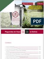 Plaguicidas Ia y Ib en Bolivia