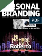 Personal Branding RobertoA en ChileDigital