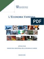 Economia  Provinciale  Maggio 2009