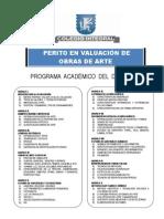 temarioDiplomadoValuacionObrasArte