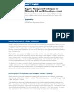 Risk Management System-Whitepaper