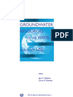Groundwater resources of the world 2004
