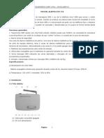 Manual Alarma GSM 310