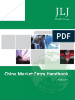 JLJ Group - China Market Entry Handbook