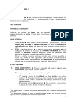 Resumo Unidade 08 - Direito Penal I