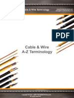 A-Z Cable and Wire Terminology
