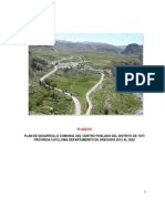 Plan Desarrollo Comunal Tuti1