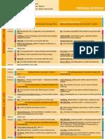 Programm des GMF als PDF