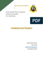 Abisai Herrera_Tipos de Comercio Electrónico