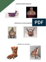Ceramica Cultura Tiahuanaco