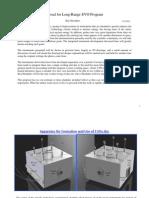 Proposal for Long Range EVO Program