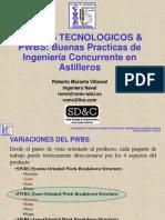 GT & PWBS_clasificacion de Paquetes de Trabajo