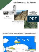 Evolución de la cuenca de Falcón