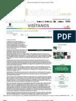 Taboada predica zapatismo pero no paga sus deudas a Peñafiel
