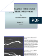 Electromagnetic Pulse Source Using Fluidized Electrons-Appendix I